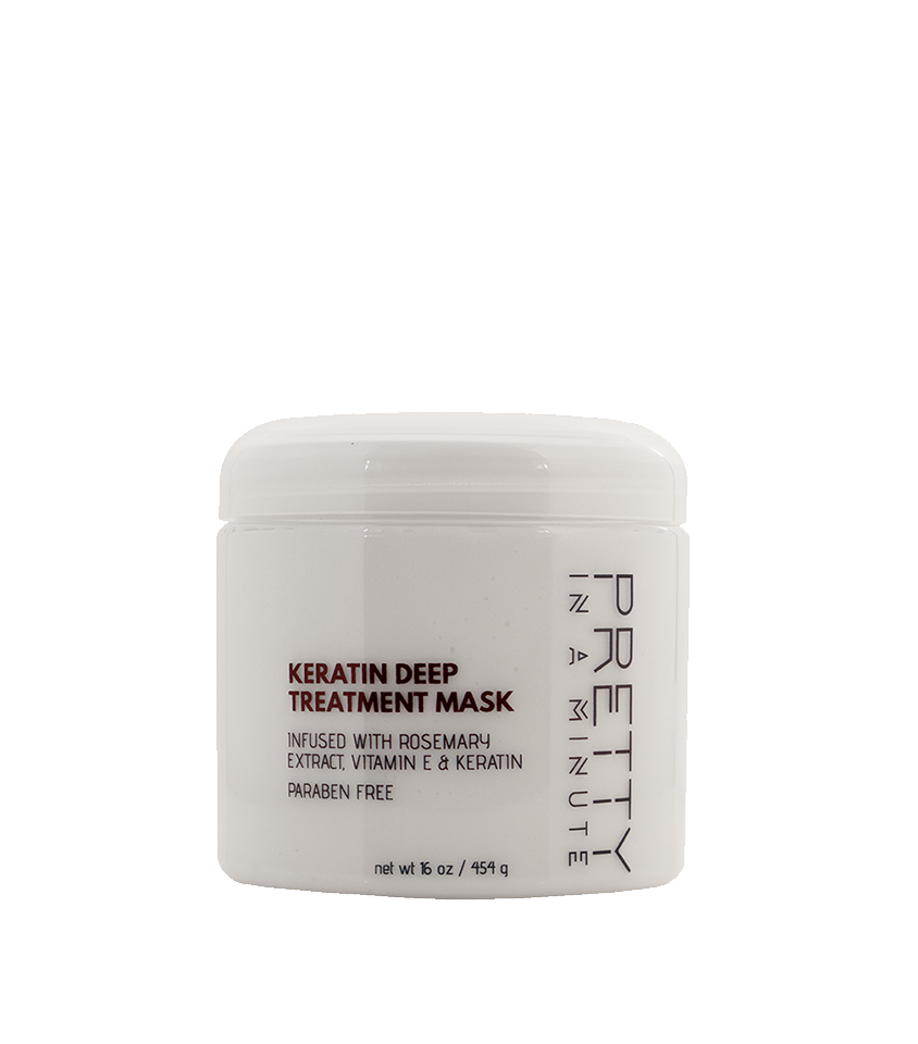 Deep Conditioning Hair Treatment Mask Pretty In A Minute